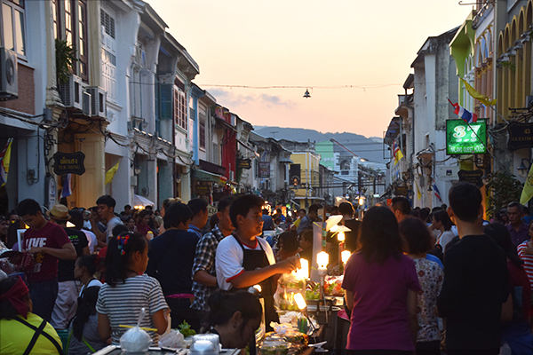 5 reasons Phuket is paradise for kids - Walking Markets Phuket Old Town