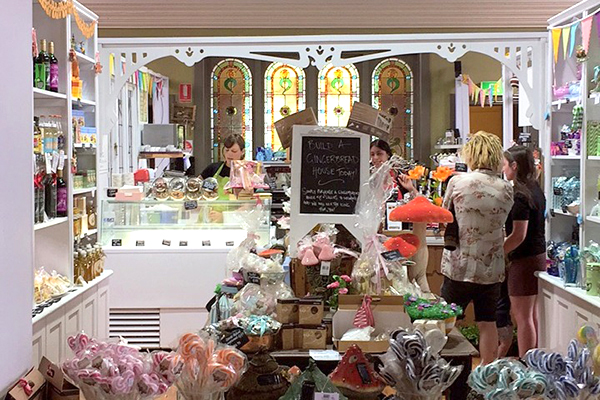 The Blue Mountains' best sweet shops: The Gingerbread House