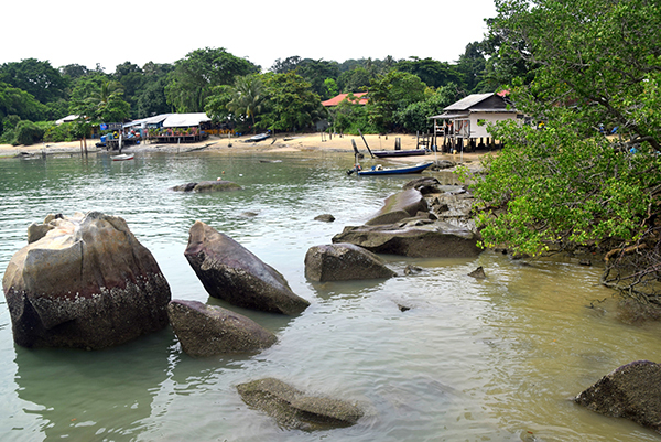 Singapore by Kids: Pretty Pulau Ubin