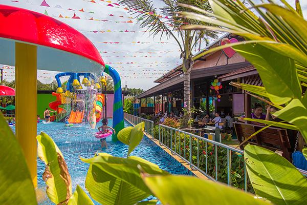 Phuket by kids: Rawai VIP Villas & Kids Park