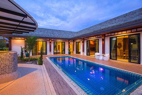 Phuket by kids: Rawai VIP Villas & Kids Park