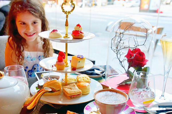 Beauty & The Beast High Tea at Sofitel Sydney & The Beast High Tea at Sofitel Sydney