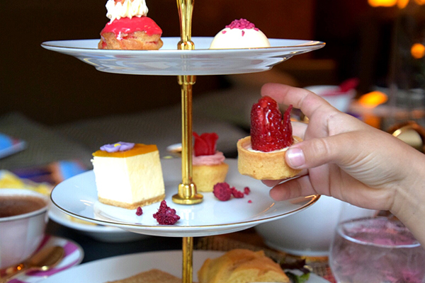 Tasty treats at Sofitel Sydney