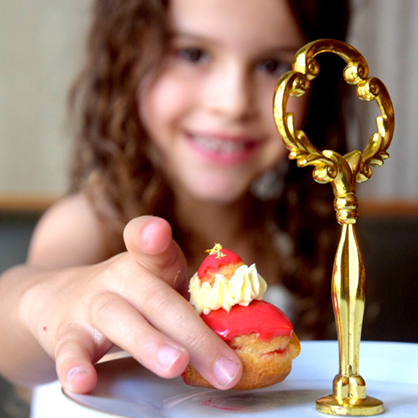 Sofitel Sydney High Tea with kids