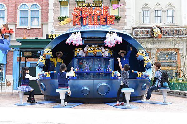 Minion Park at Universal Studios Japan - PIC COURTESY USJ