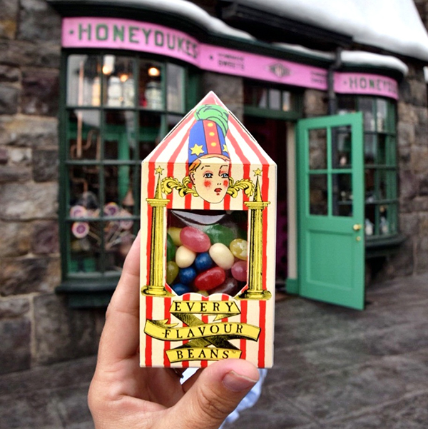 Bertie Botts Every Flavour Beans at The Wizarding World of Harry Potter Osaka