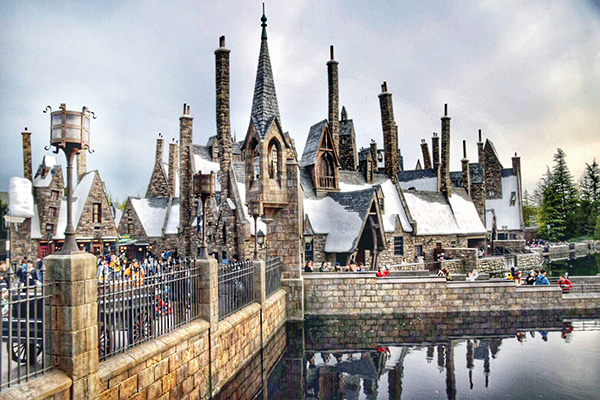 The Wizarding World of Harry Potter at Universal Studios Japan