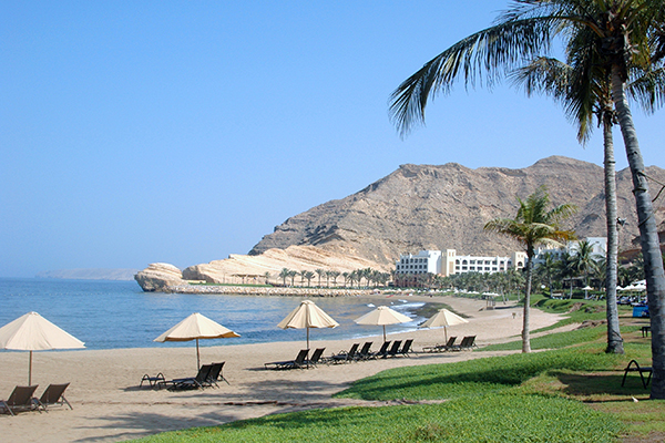 Shangri-La Barr Al Jissah Resort & Spa - Oman with kids