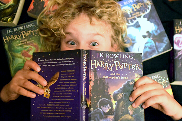 How Harry Potter is helping me grow great humans