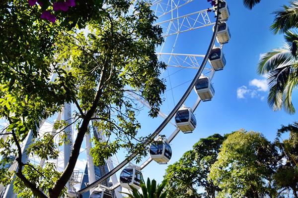 Seduced by South Bank, Brisbane