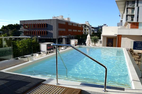 Pool at Rydges South bank