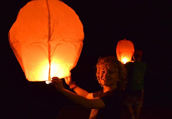 Novotel Inle lake Lantern