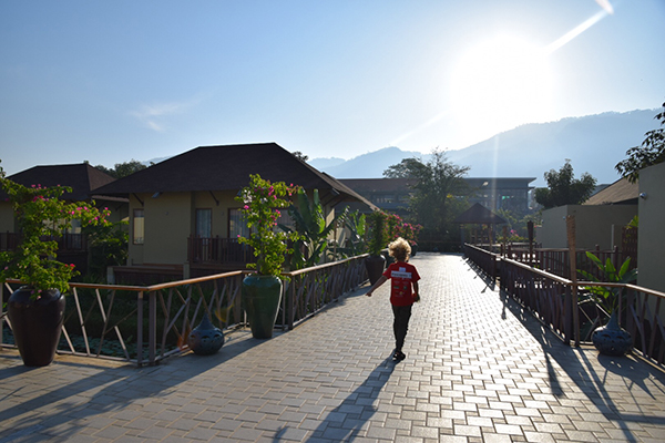 Novotel Inle Lake Myat Min #escapers17