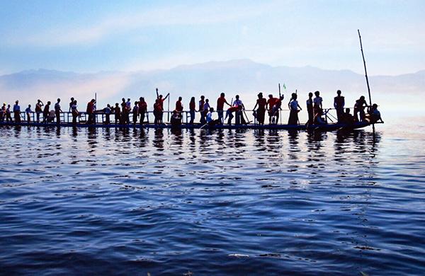 InleLake Boat Festivals