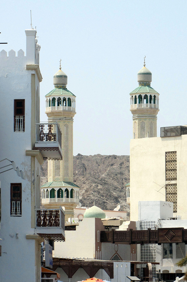 Mutrah Souk - Muscat
