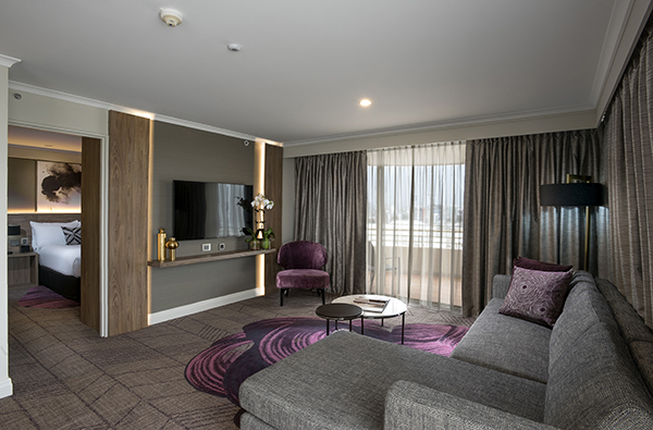 Deluxe Suite at Rydges South Bank Brisbane