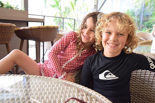 Manta Club Croc Airlie Beach with kids