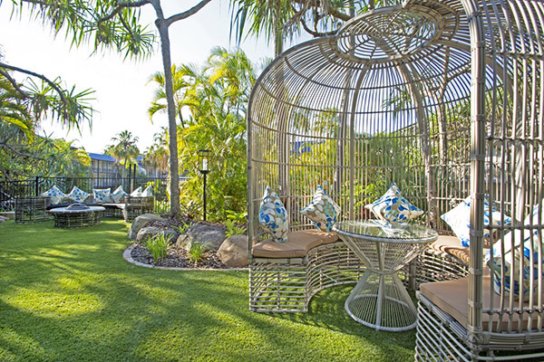 Mantra Club Croc Garden - Photo courtesy Manta Club Croc