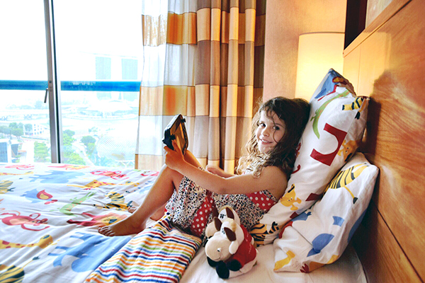 Swissotel The Stamford with kids