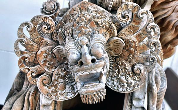 This dude! At Sofitel Bali Nusa Dua