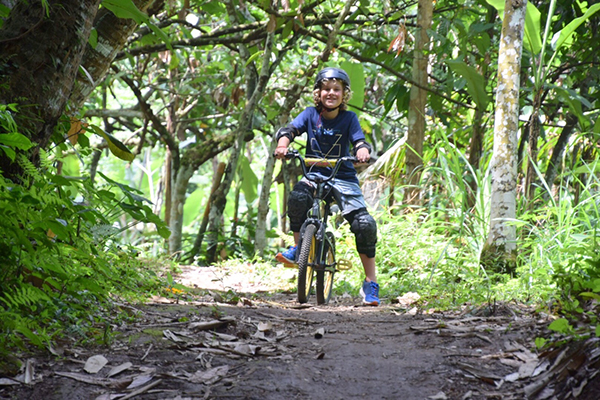Bali by Kids: Cycling in Ubud with Sepeda Bali