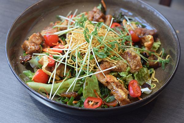 TurBARlene Mackay, great pork salad