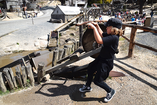 Things to do at Sovereign Hill with kids