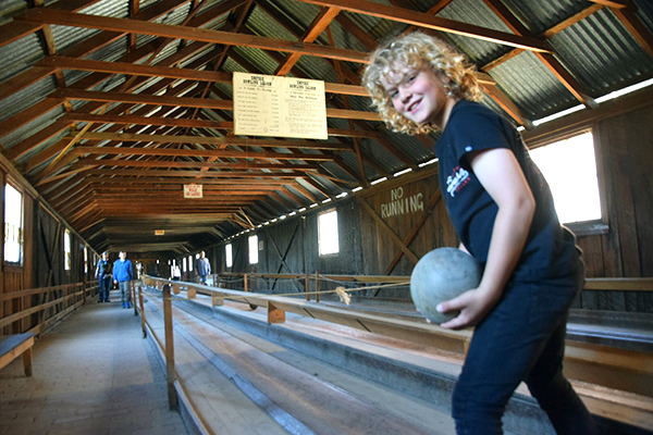 Things to do with kids at sovereign hill