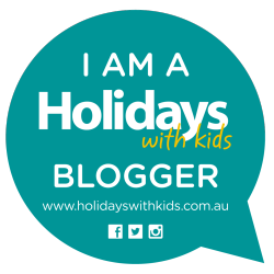 Holidays with Kids Blogger
