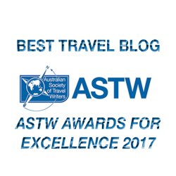 ASTW Best Travel Blog 2017