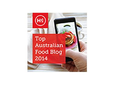 Hotel Club Australia's Top Food Blogger 2014