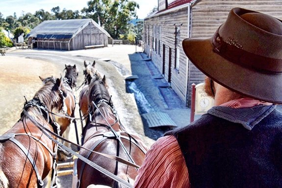 The Story Lives on at Sovereign Hill