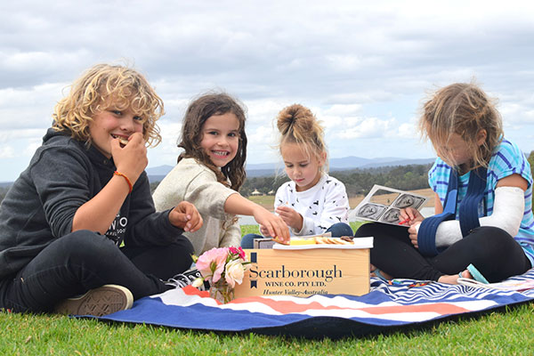 The Hunter Valley's Best Kid Friendly Wineries