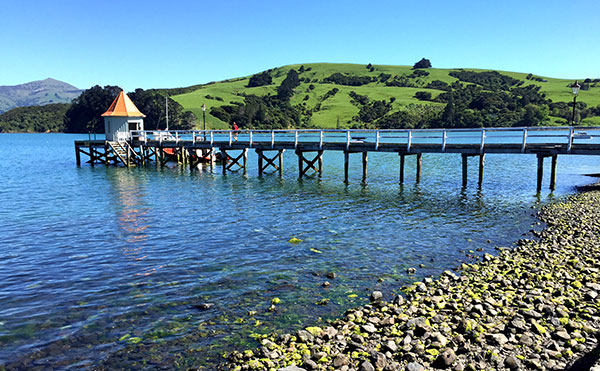 Akaroa Harbour, Akaroa New Zealand