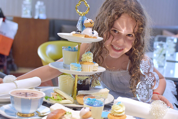 Frozen fun for families at Sofitel Sydney Wentworth