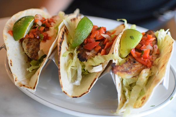 Barra Tacos at Barramundi Tacos at Vista Bar at The Buena, Mosman
