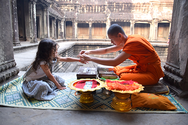 Siem Reap with Kids: Angkor Wat