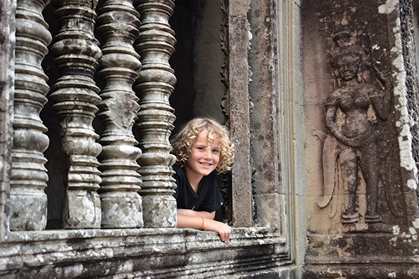 Temple Run: Raffles explores the temples of Siem Reap