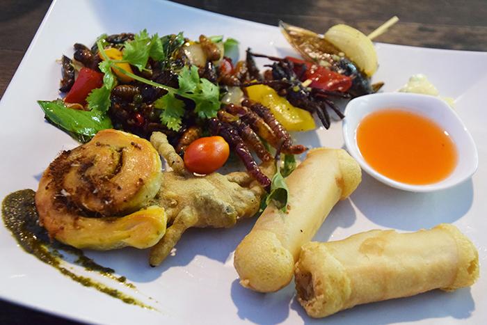 Bug's Cafe Siem Reap