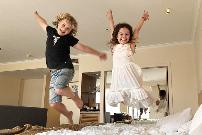 Holiday Inn Potts Point with kids