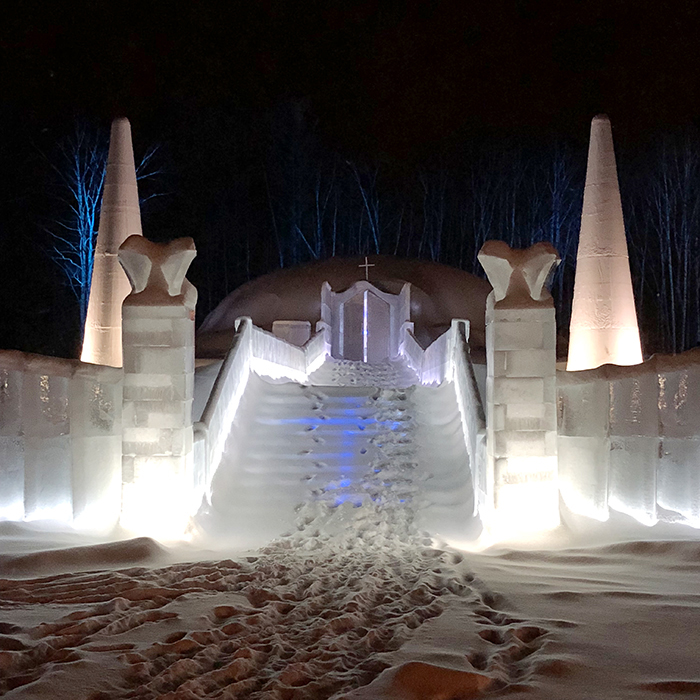 Ice Village Hoshino Resorts