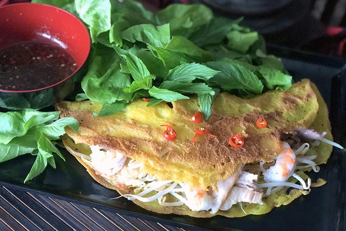 Recipe: Banh Xeo (Crispy Vietnamese Pancakes)