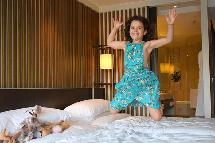 Holiday fun at Park Hyatt Sydney with Kids