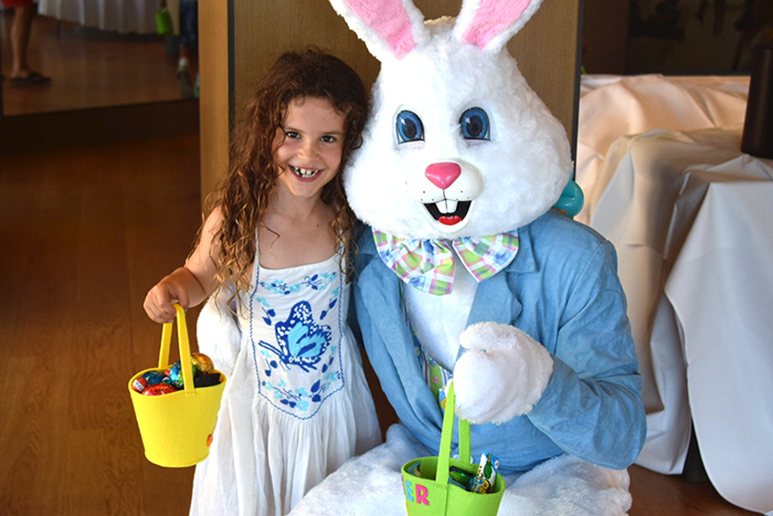 Easter surprise at Park Hyatt with Kids