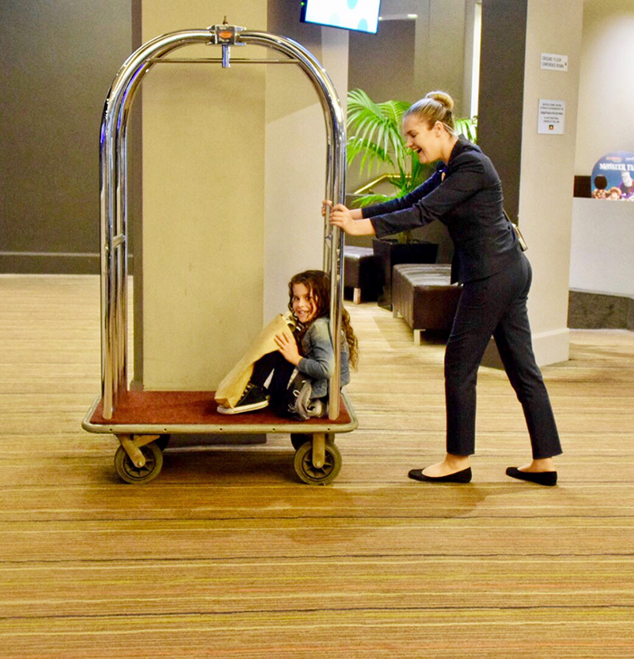 Nothing is too much trouble for the staff at Novotel Sydney Central