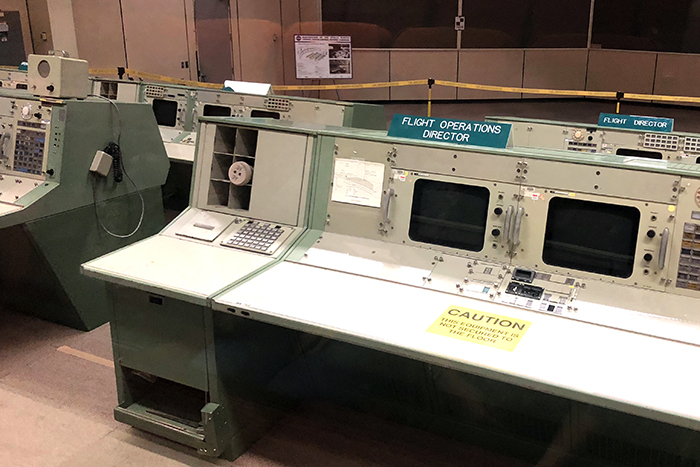 NASA's Johnson Space Center and Historic Mission Control