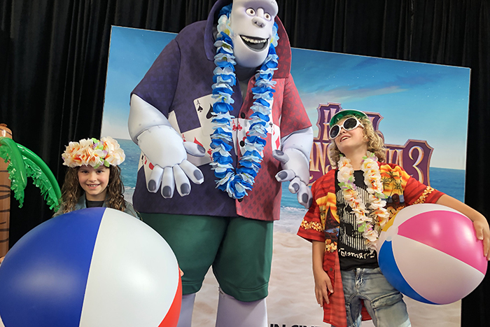 Celebrating Hotel Transylvania 3: A Monster Vacation with Novotel