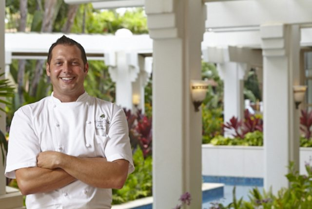 Chef Ryan Urig, Executive Chef, Grand Wailea, A Waldorf Astoria Resort, Maui