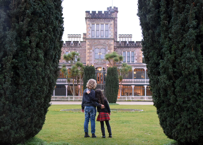 Lanarch Castle : Dunedin with kids