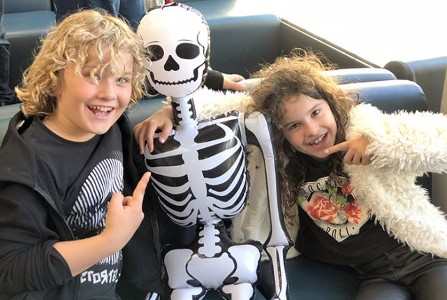 New Zealand International Science Festival with kids